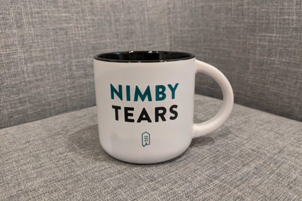 NIMBY Tears Mug
