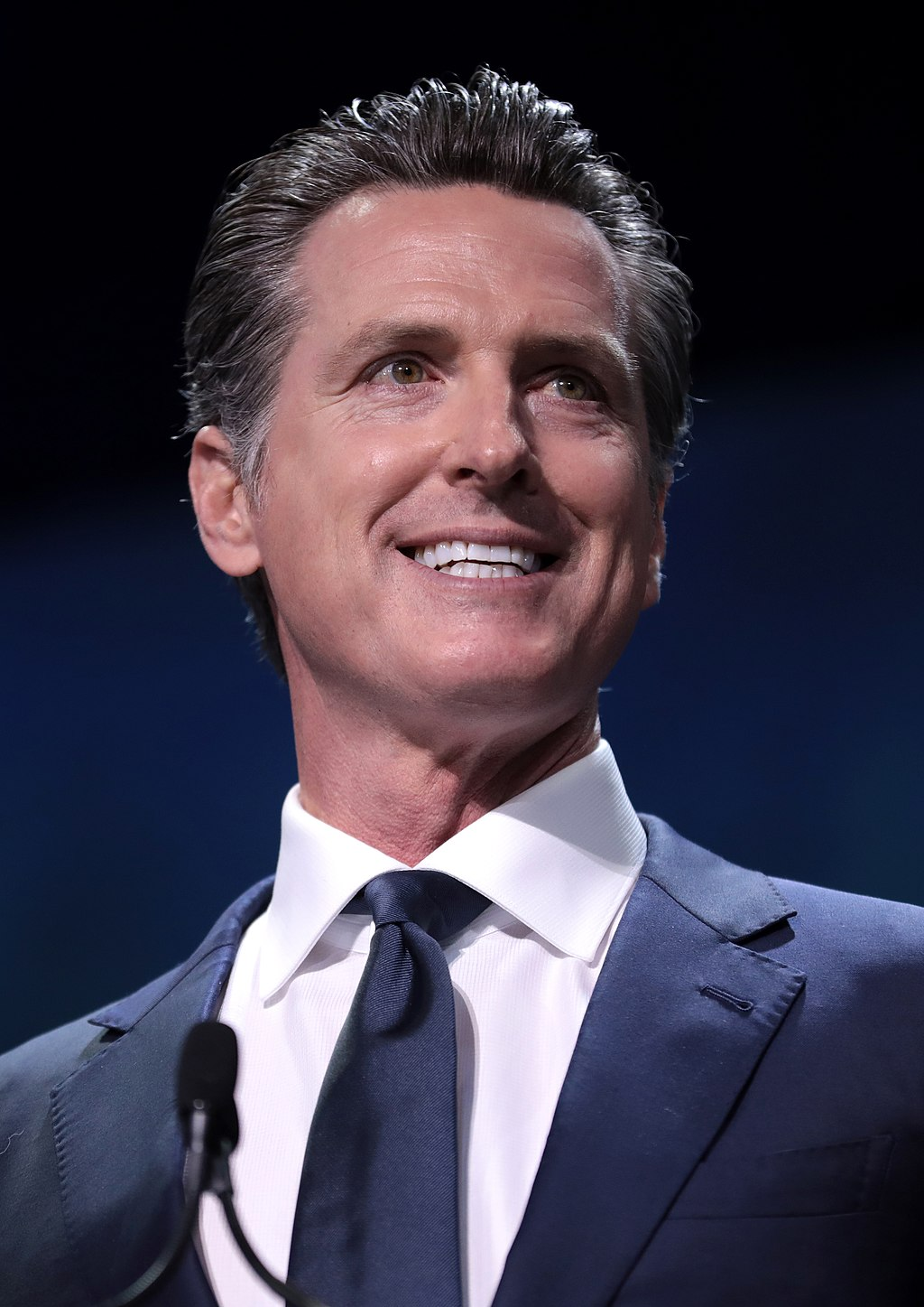 Gavin Newsom, California State Governor